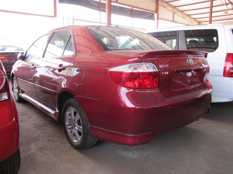 Toyota Vios in Botswana