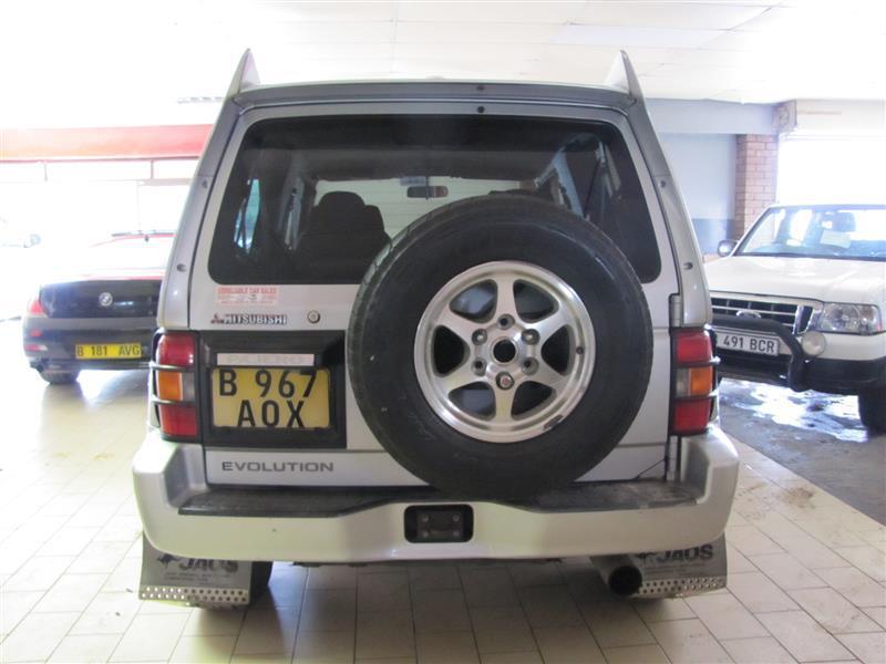 Mitsubishi Pajero In Botswana Local Used Mitsubishi For