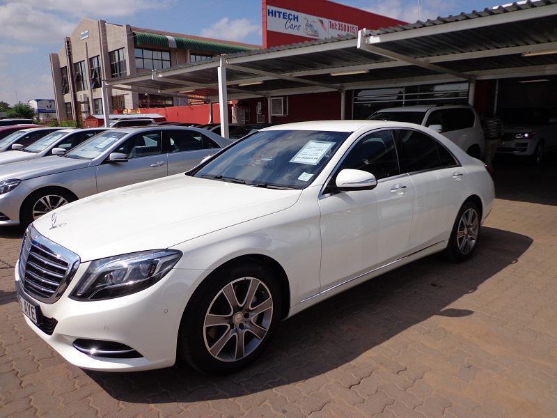Vehicles mercedes benz s class s 350 in botswana local for Used mercedes benz s class for sale