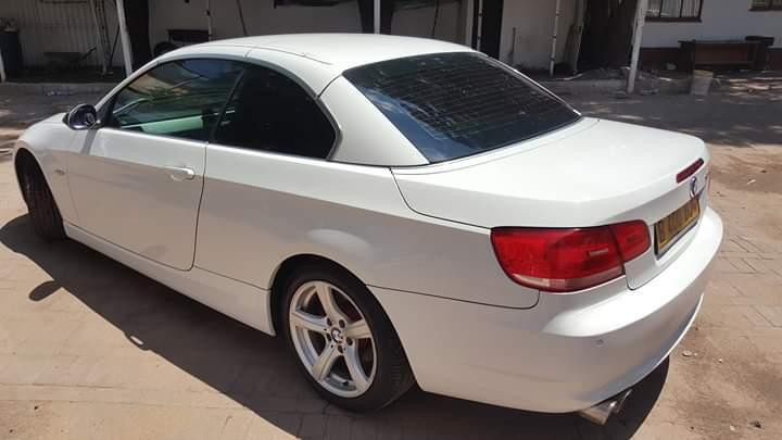 BMW E323 E92 in Botswana