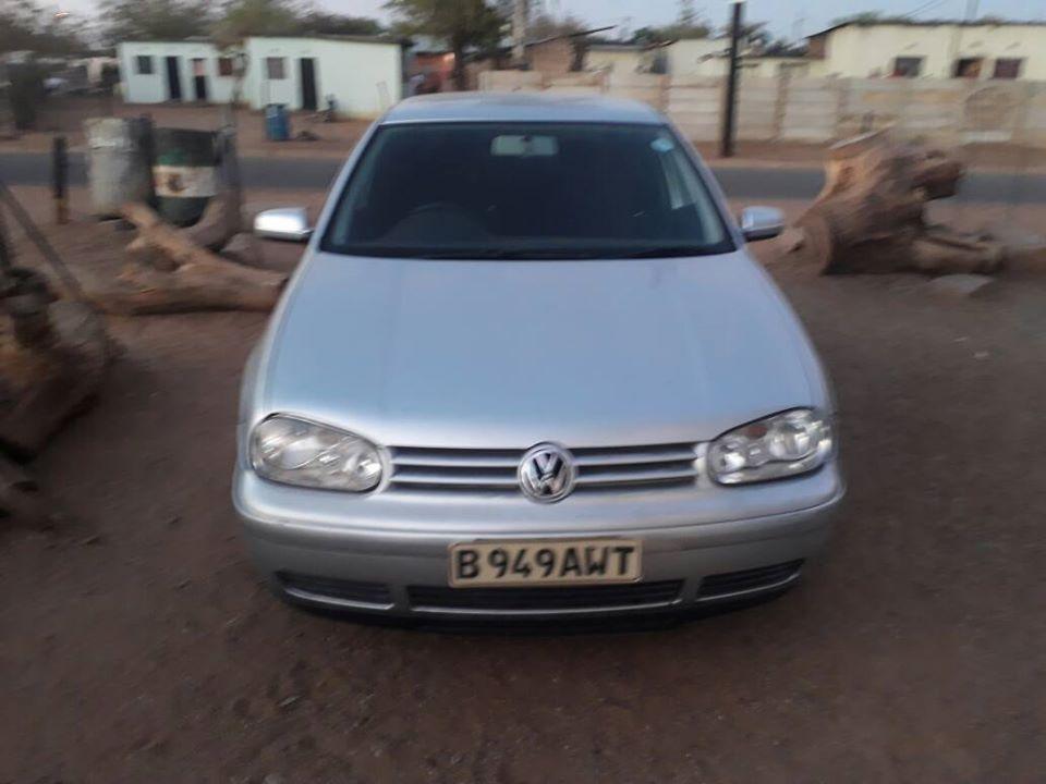 Golf 4 in Botswana