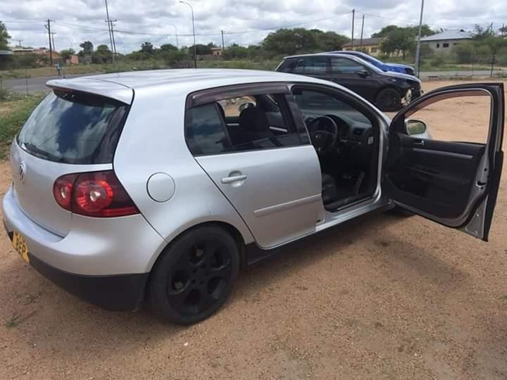 Golf 5 in Botswana