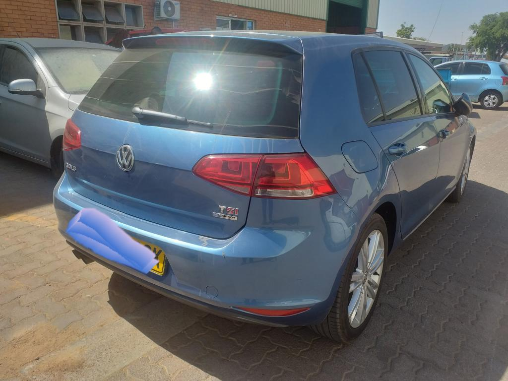 Golf 7 in Botswana