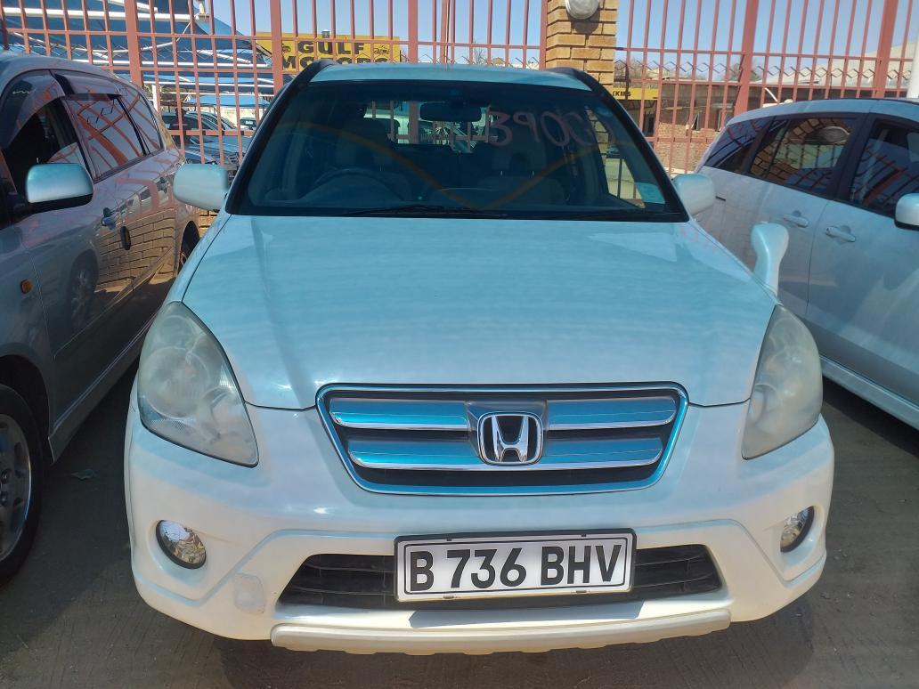 Honda CRV in Botswana