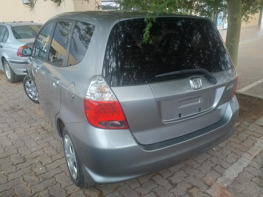 Hondafit in Botswana