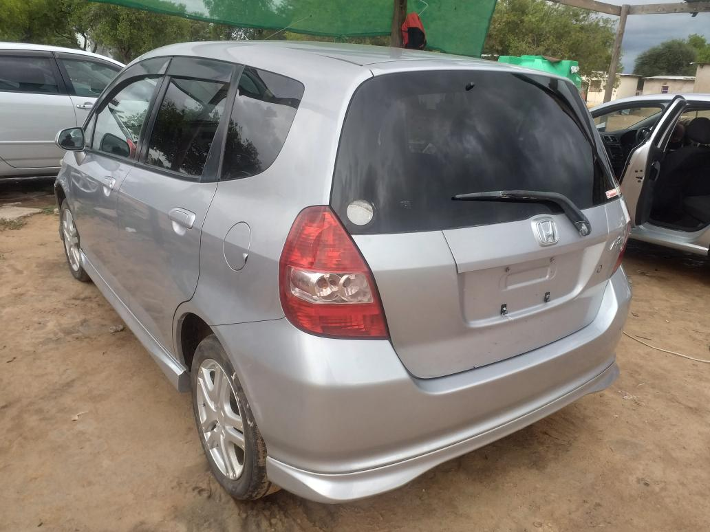 Hondafit New Shape in Botswana