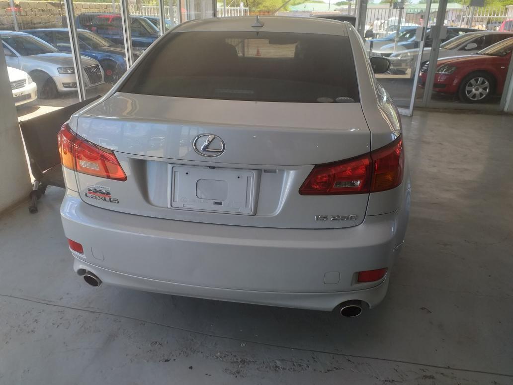 Lexus IS250 in Botswana