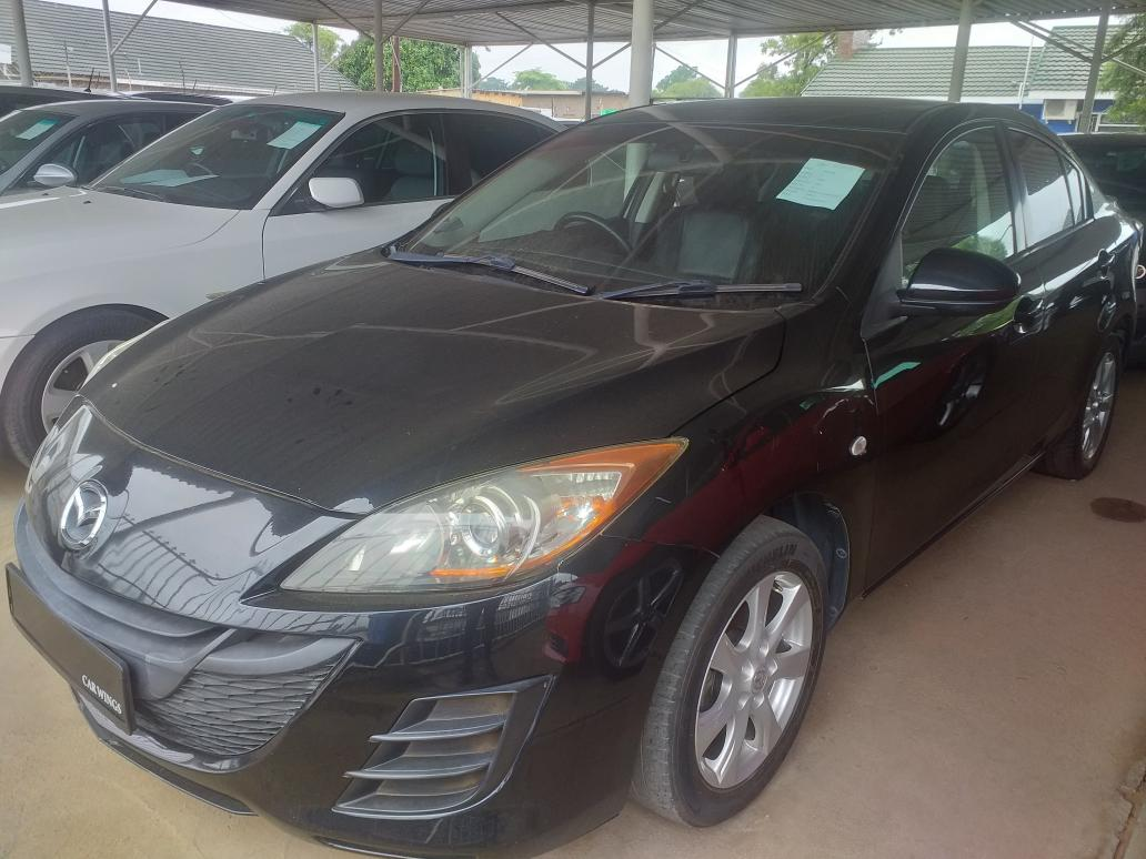 Mazda 3 in Botswana
