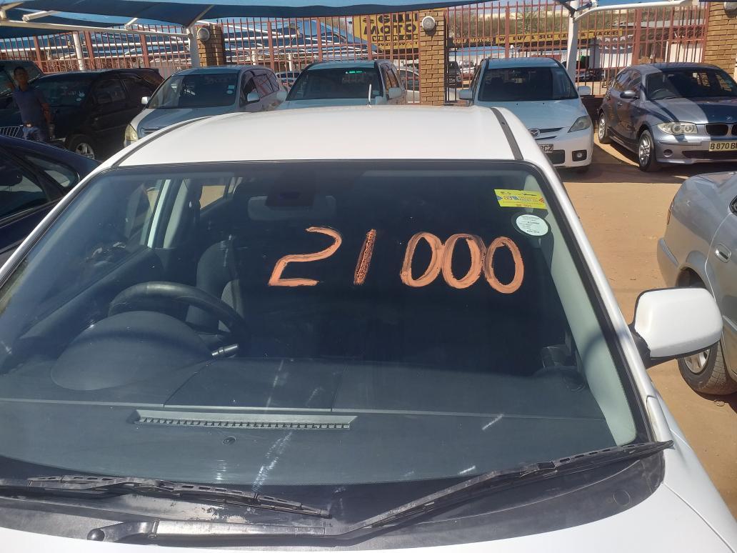 Mazda3 in Botswana