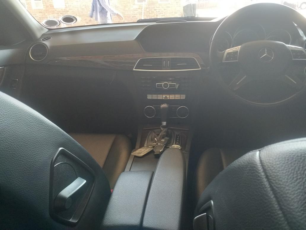 Mercedes Benz C180 in Botswana