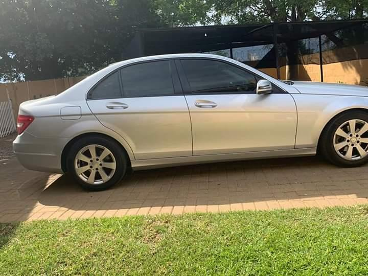 Mercedes Benz C180 in Botswana