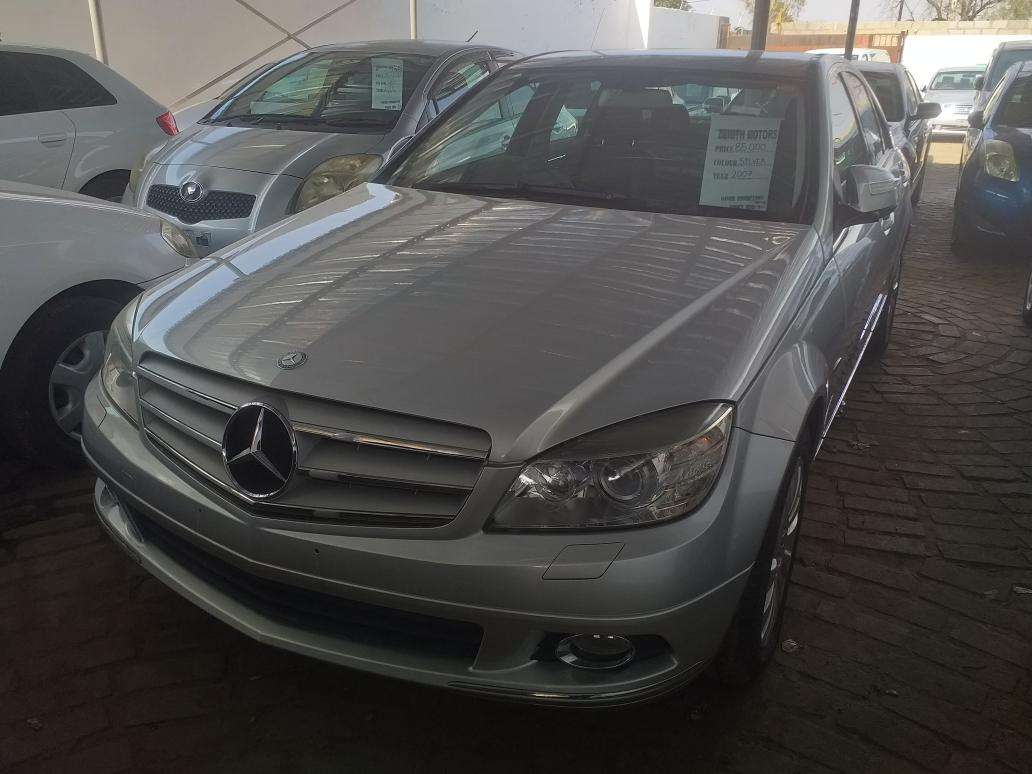 Mercedes Benz C200 in Botswana