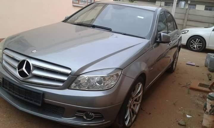 Mercedes Benz C200 in Botswana