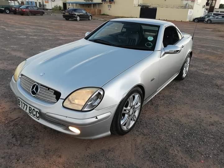 Mercedes Benz slk230 in Botswana