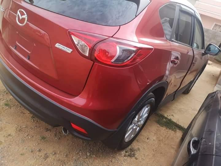 New Mazda CX-5 in Botswana