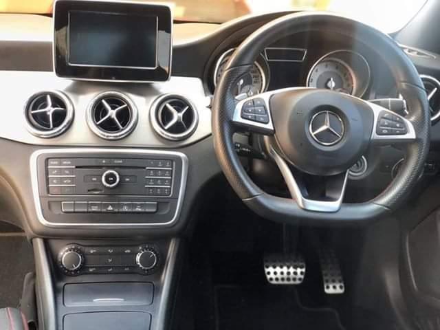 New Mercedes-Benz CLA-Class in Botswana