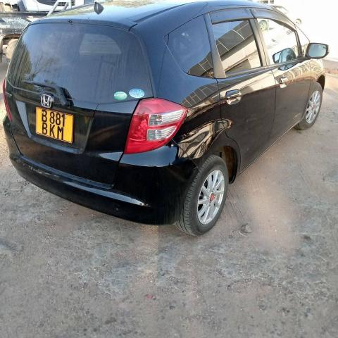 New shape Honda fit in Botswana