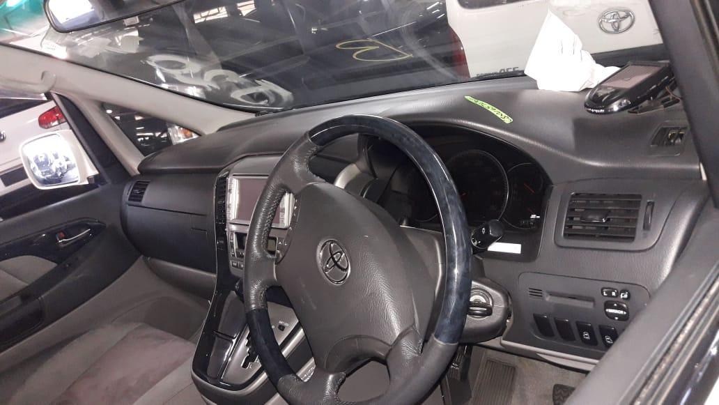 New Toyota Alphard in Botswana