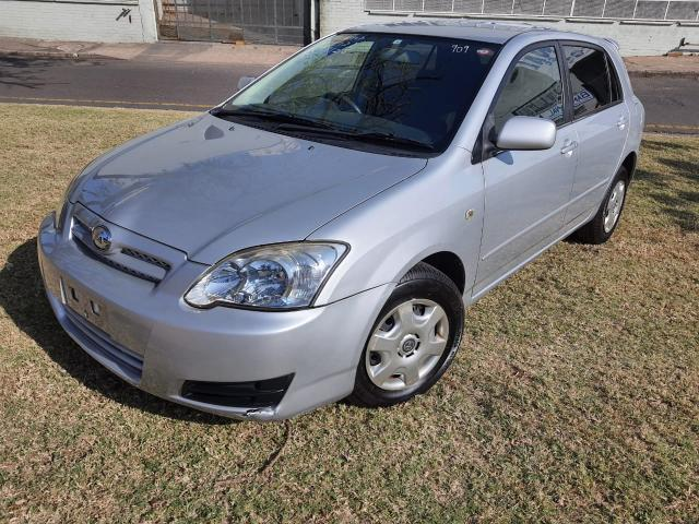 New Toyota Runx in Botswana