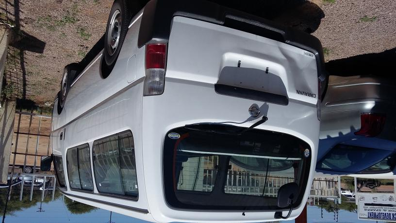 Nissan in Botswana