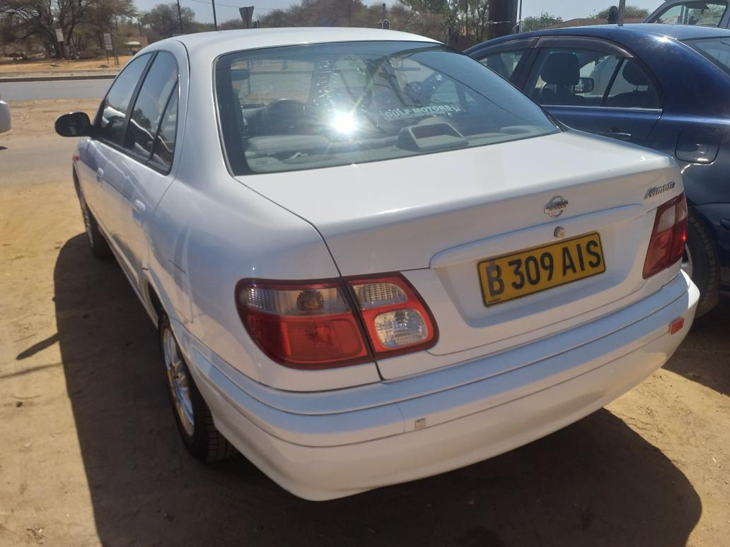 Nissan Almera in Botswana