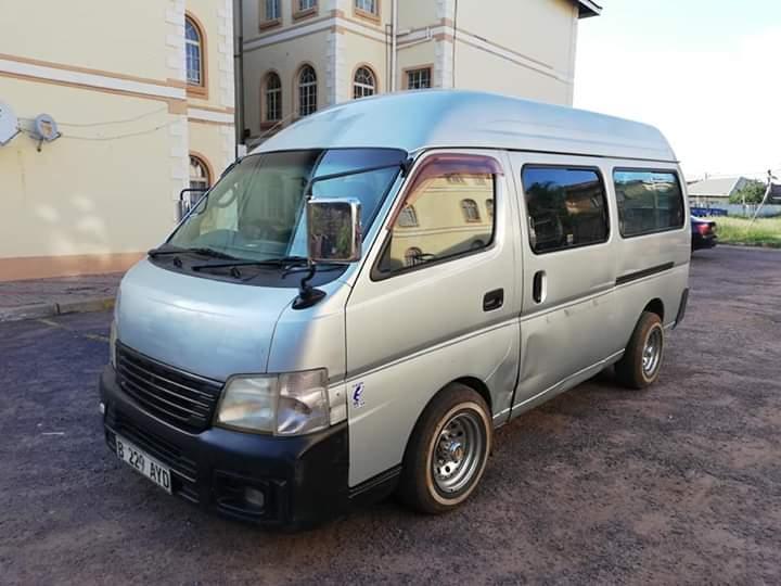 Nissan Caravan in Botswana