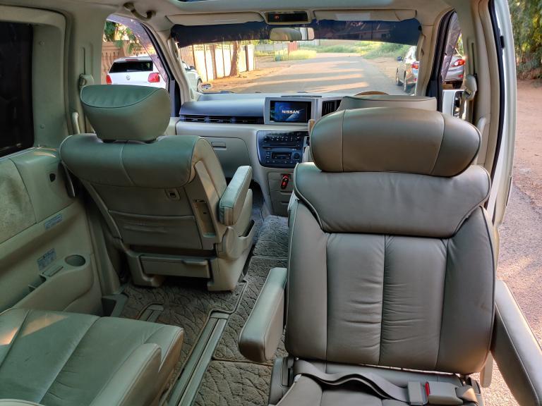 Nissan Elgrande in Botswana