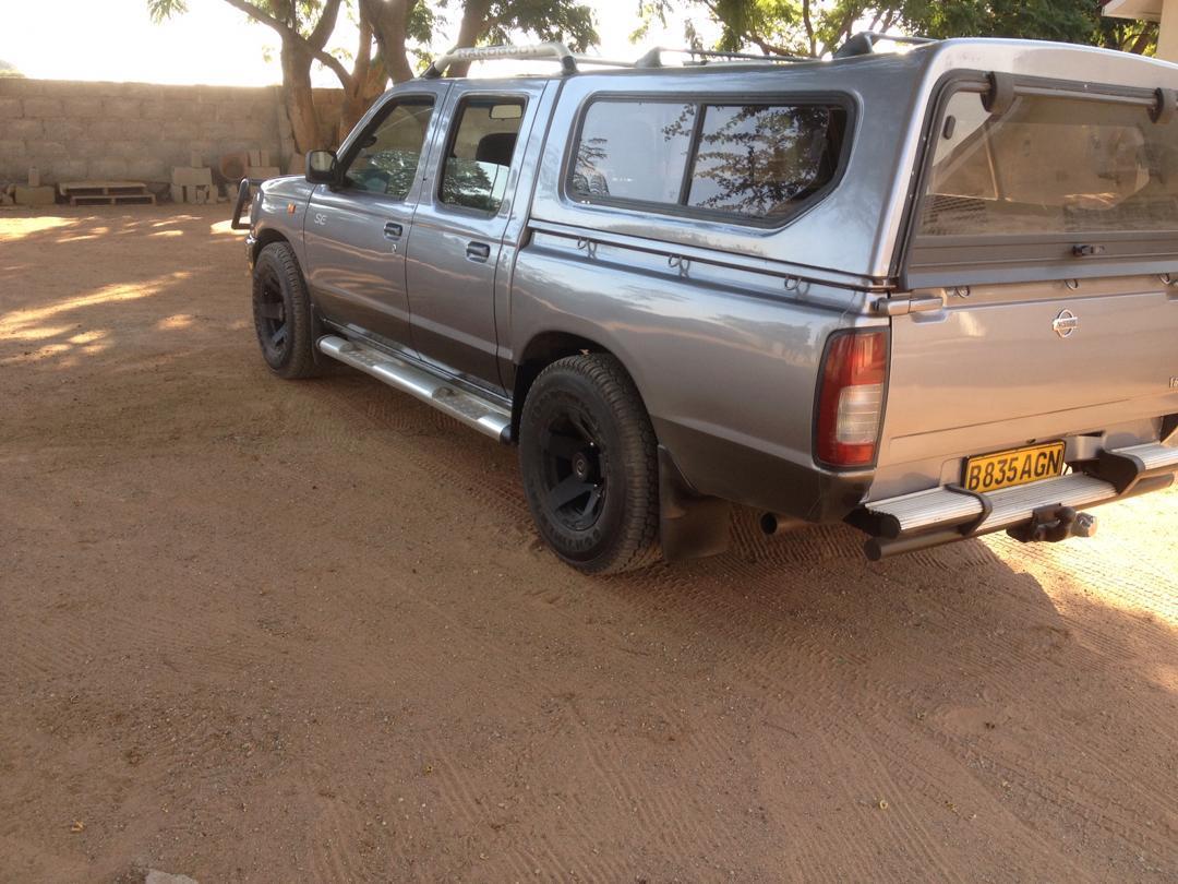 Nisssan SE in Botswana