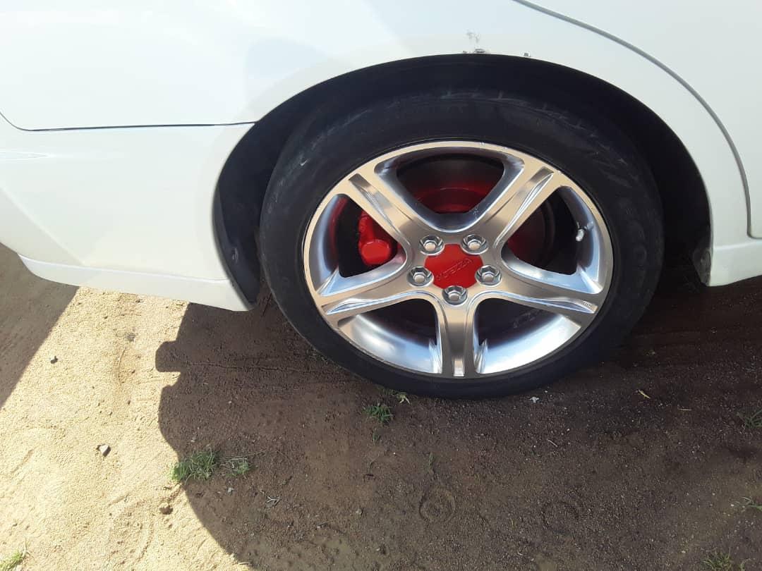 Toyota Altezza in Botswana