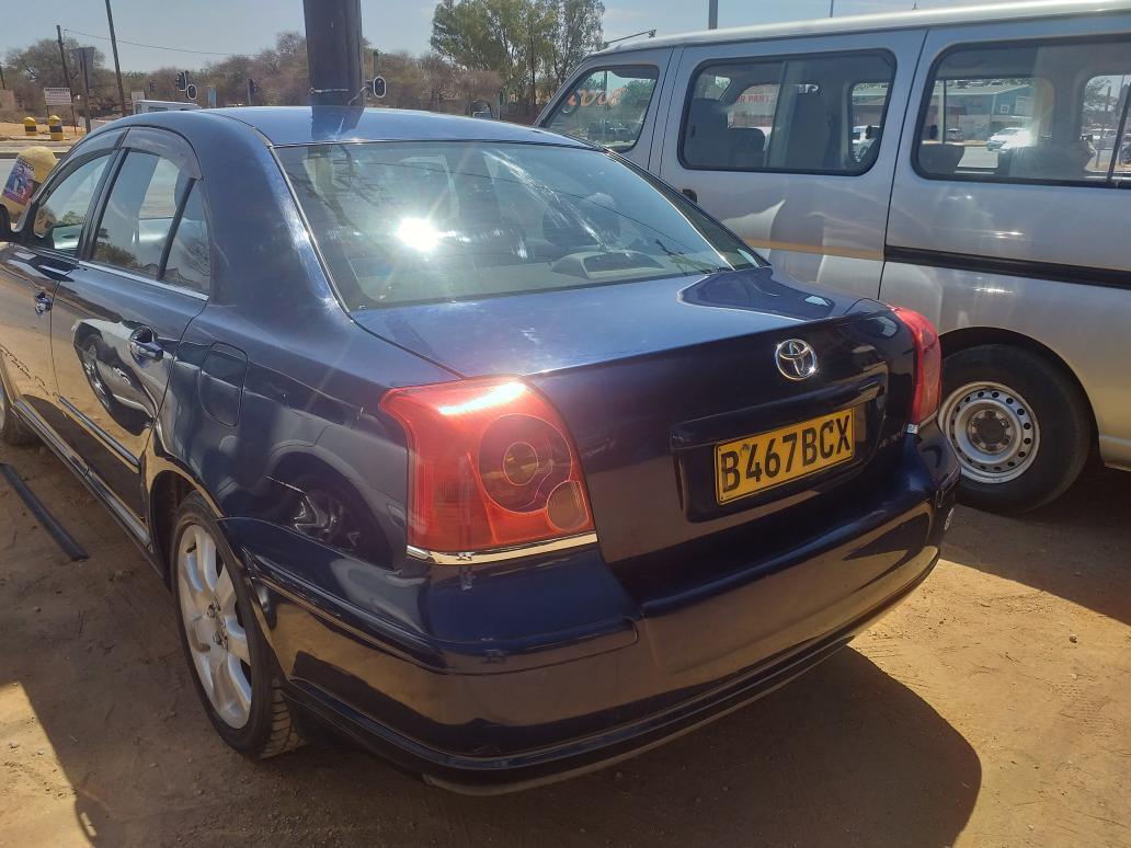 Toyota Avensis in Botswana