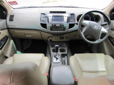 Toyota Fortuner in Botswana