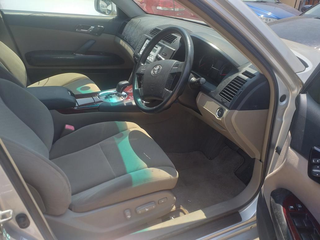 Toyota Markx in Botswana