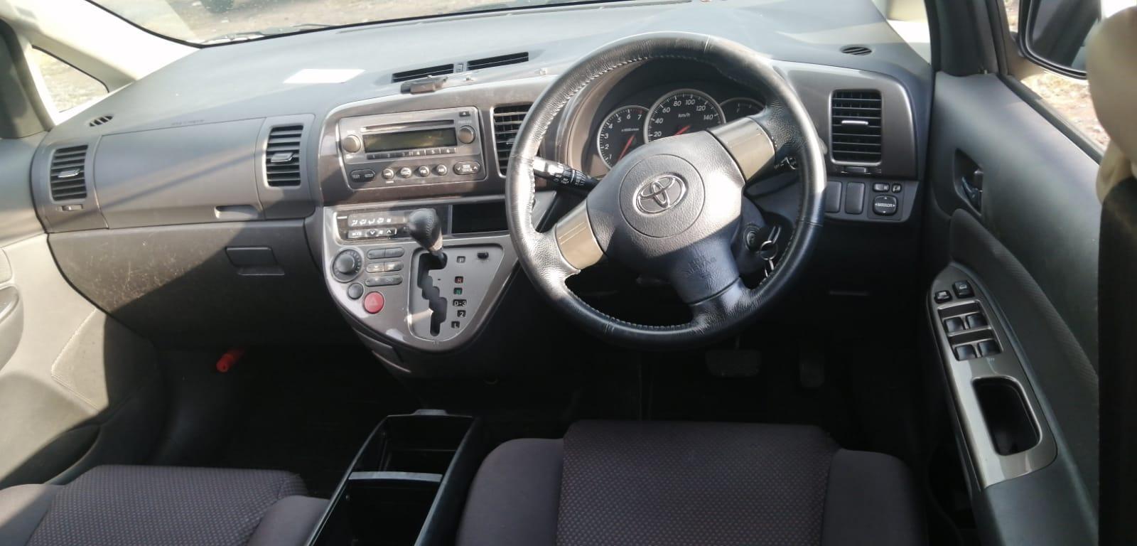 Toyota Wish in Botswana