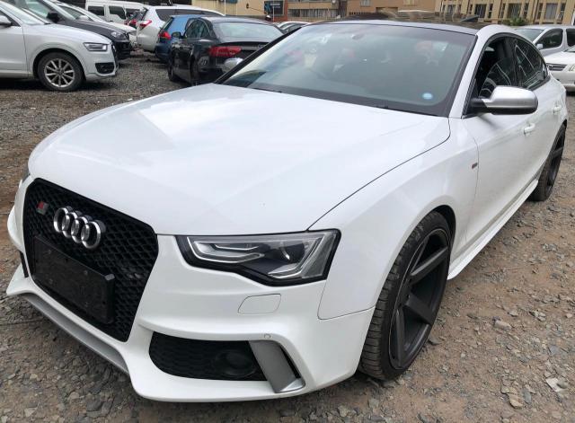 Used Audi A5 in Botswana
