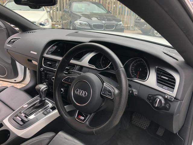 Used Audi A5 in Botswana