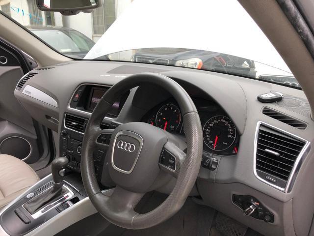 Used Audi Q5 in Botswana
