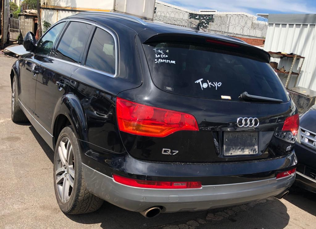 Used Audi Q7 in Botswana