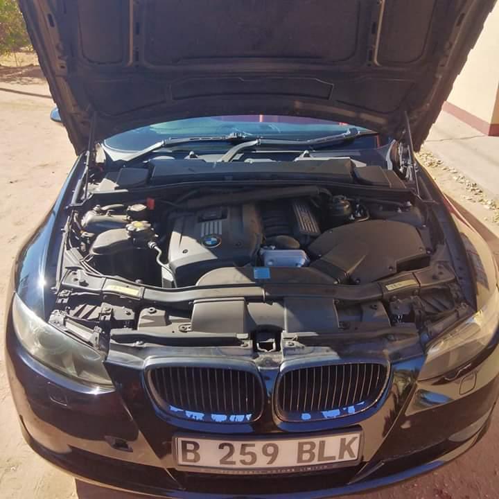 Used BMW 325 in Botswana