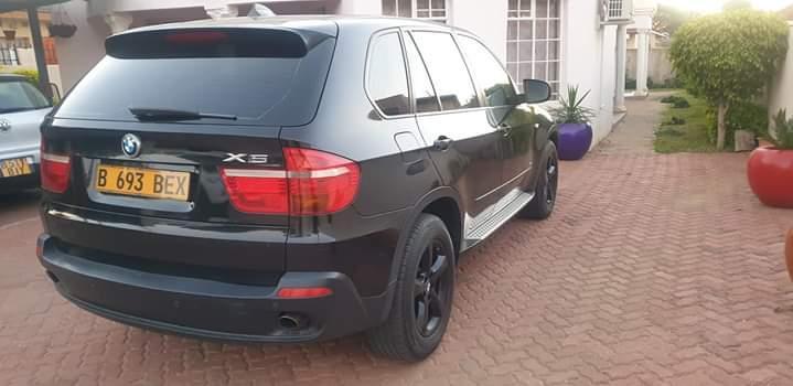 Used BMW X5 in Botswana