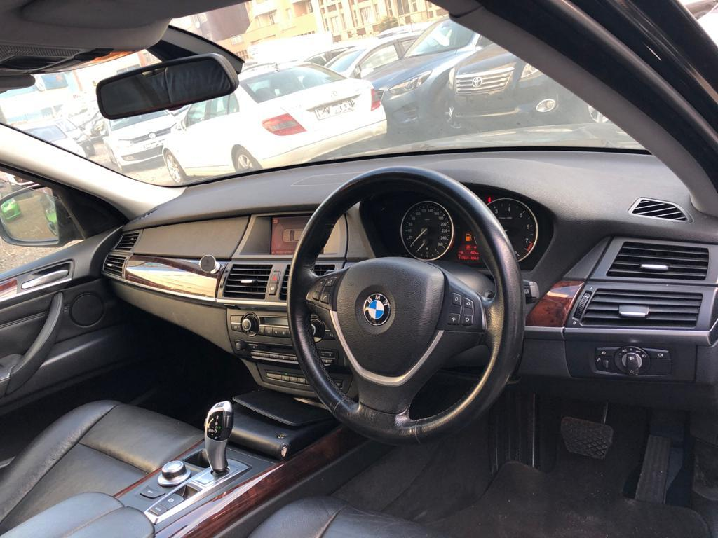 Used BMW X5 in Botswana