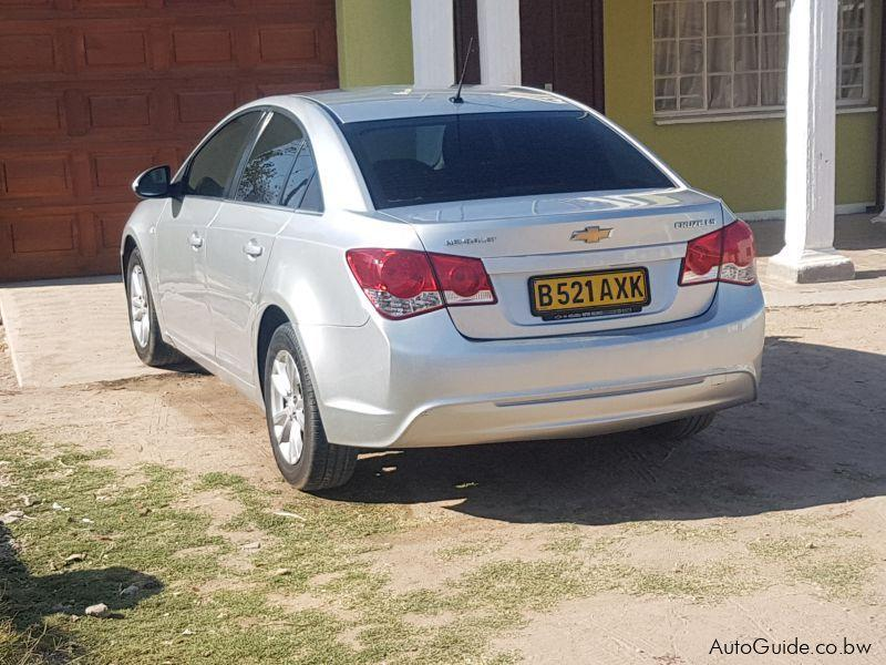 Used Chevrolet Cruze in Botswana