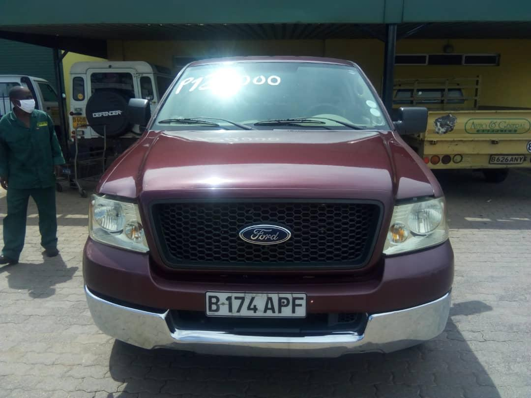 Used Ford F-150 in Botswana