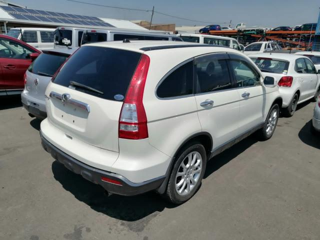 Used Honda CR-V in Botswana