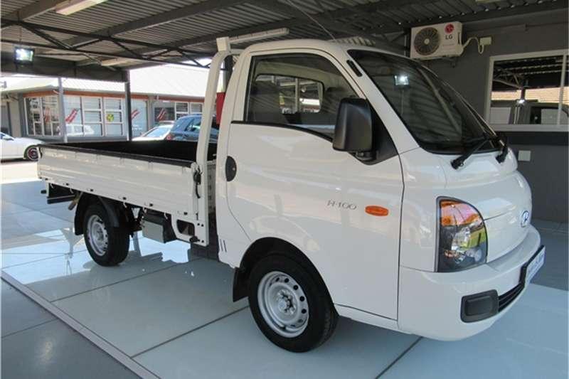 Used Hyundai H-100 in Botswana