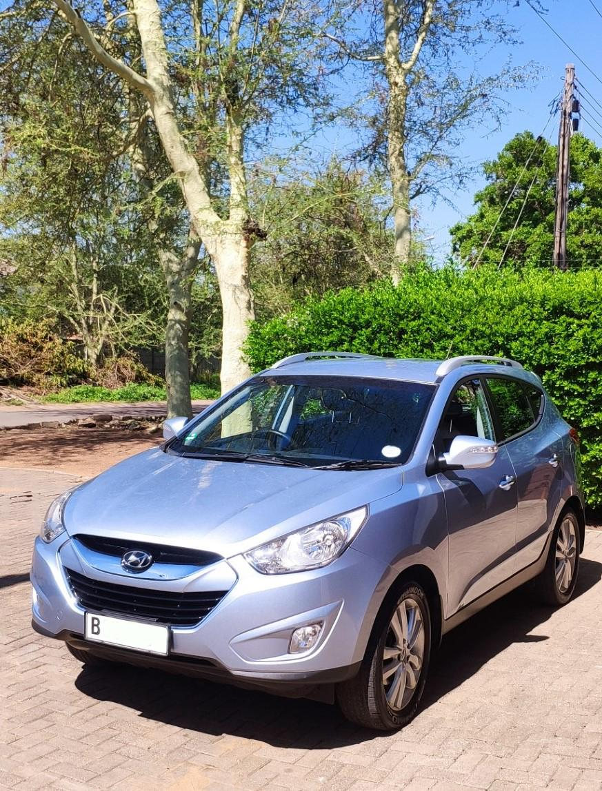 Hyundai ix35 for sale in Botswana