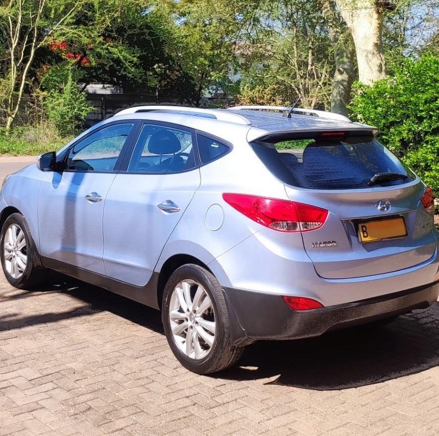 Used Hyundai ix35 in Botswana