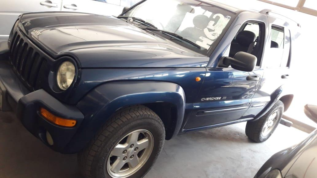 Used Jeep Cherokee in Botswana