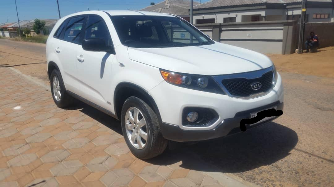 Used Kia Sorento in Botswana
