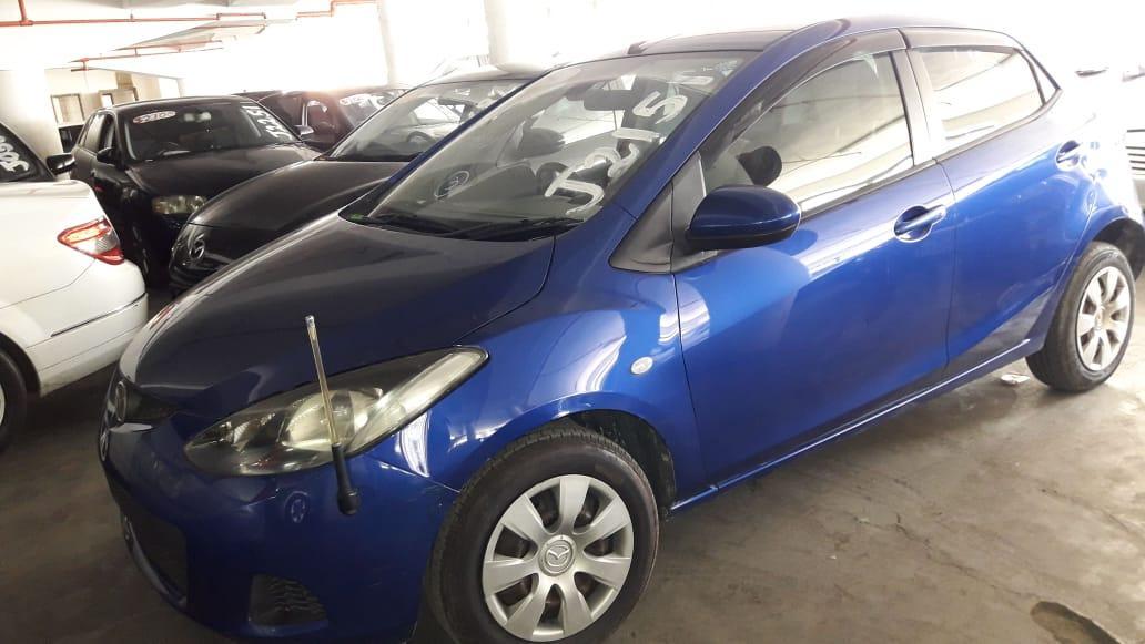 Used Toyota Yaris in Botswana
