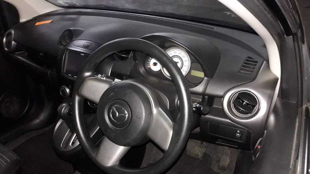 Used Mazda 2 in Botswana